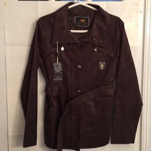 EA Collection Italy Women's Jacket Size M New